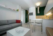 Byt na Teslovej ulici / Prestavba bytu na Teslovej ulici na moderný príbytok