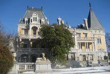 Crimea, Palaces