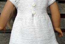 Knit knitknitnan...dolls clothes