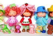 strawberry short cake dolls