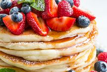Pancakes / Delicious pancake and flapjack recipes because everyone's favorite breakfast food deserves its own board.