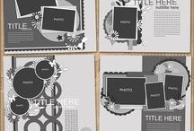 Crafts - Digital Scrapbooking / by Marcie Dunne