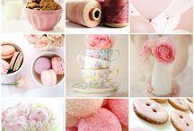 La vie en rose / color rosa / by Maria