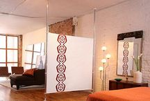 Fabric Room Dividers