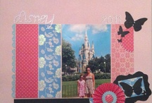 My scrapbooking and papercraft