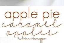 Ricette di mele