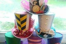 Alice in Wonderland teaparty