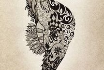 Seahorse  Tattoo ideas