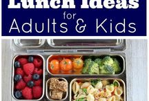 Heathly snacks,lunches etc / Lunches that benefit you and your children