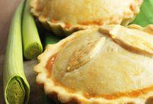 English pie recipies