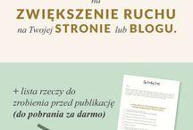 blog i materiały