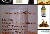 ViSalus Shake Recipes / by Dena Box Cutler