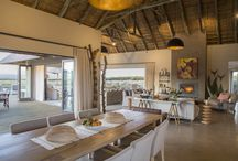Ulubisi House - Gondwana Game Reserve / Imagine a luxuriously spacious and stylish African villa with your own Field Guide, Chef and Butler.  The villa is privately situated in the Gondwana Game Reserve's 1000 hectare walking area surrounded by grasslands teaming with game.