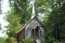 Églises chapelles