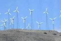 Windmolenparken onshore windfarms