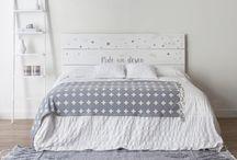 CABECEROS ORIGINALES / Hacer cabeceros de cama nada convencionales y que podamos hacer nosotros mismos