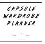 CAPSULE WARDROBE / by Young Adventures/ Rachel Young