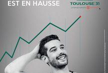 La banque proche et connectée : Nouvelle Campagne 2016 / Nouvelle Campagne institutionnelle 2016 du Crédit Agricole Toulouse 31