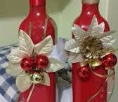 bottle decore