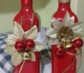 bottle decore