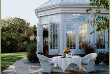 Spaces: Conservatories / by Wendy McKay