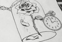 Drawings / I draw