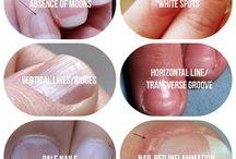 despre unghii