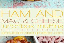 Amazing kids lunch recipes / Amazing kids lunch ideas! Recipes and ideas for lunchbox packing.    All the best lunchpacking ideas on the web!  Please post long pins only.  Repin one for every pin you drop.