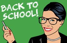 Back to school with Fiverr / by Fiverr