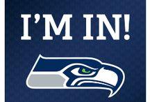 Seahawks &  Premier Pin to Win / by Randi Friedner