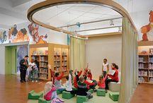 Knihovny - inspirace