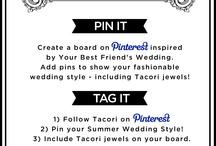 Your Best Friend's Wedding / #Tacori #YourBestFriendsWedding / by Coupon Savvy
