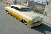 Kustom car,Beautiful Car&Hot Rod