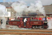 Ffestiniog Railway / The world famous Ffestiniog Railway