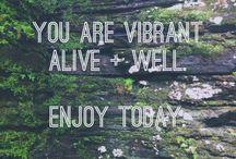 Be a Winspiration / Positive minds live positive lives.