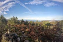 Subida al Monte Faro de Domaio / Este pasado domingo tenía muchas ganas de volver a montar en bici, ya que al estar en época de exámenes no puedo hacer tantas rutas como me gustaría, así que me levanté pronto y me dispuse a realizar la subida a las antenas del monte Faro de Domaio, situado en la península del Morrazo.  Continúa en: http://www.naturalezasobreruedas.com/2015/01/este-pasado-domingo-tenia-muchas-ganas.html