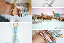 DIY armbandjes