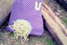 Hay & Grain Feeder Ideas / by Holly Walcutt