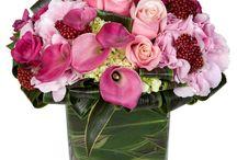 Floral centerpieces / by Jennifer Phillips-Velotti