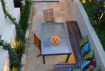 Patios - small space / Design ideas for small patio spaces