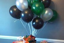 Konner's birthday