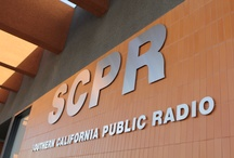 A day in the life of KPCC / We know what you've been wondering: what do those folks over at KPCC do in their big orange building all day? Well, wonder no more. Here are some visuals from a typical Tuesday at 474 Raymond Avenue. / by KPCC Radio