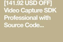 Video Capture SDK Professional with Source Code
