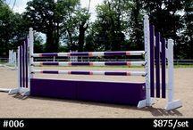 Horsey stuff - show jumping