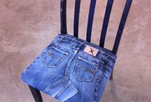 Denim creations / by Priscilla Ciarlelli