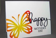 Cards: Mother's Day / by Tina Platter