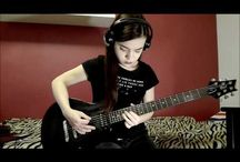 My Youtube channel / My guitar covers :)
