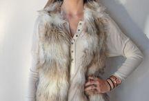 POSH Boutique Fur Vests