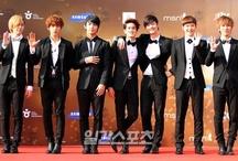BTOB / Eunkwang, Peniel, Ilhoon, Minhyuk, Hyunshik, Changsub, Sungjae. Bias: Peniel