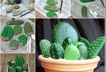Pintar - Piedras